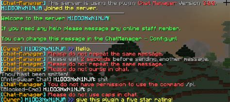 Chat Manager [1