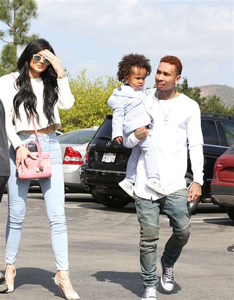 King Cairo Banned From Kylie Jenner's House By Blac Chyna