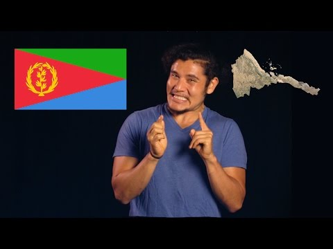 The History and meaning of the Eritrean Flag - YouTube