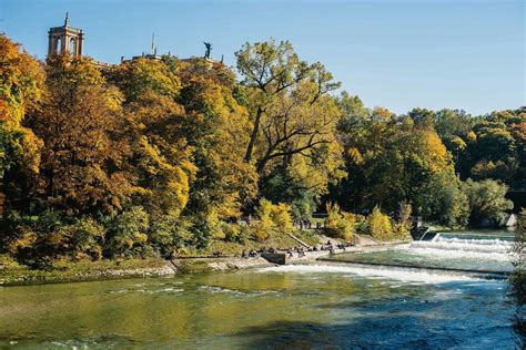 The Isar river: The flow of life in Munich | simply Munich