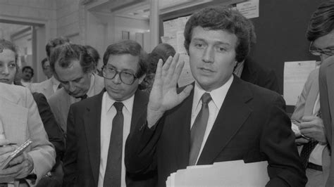 Former Congressman Michael 'Ozzie' Myers of Abscam Infamy