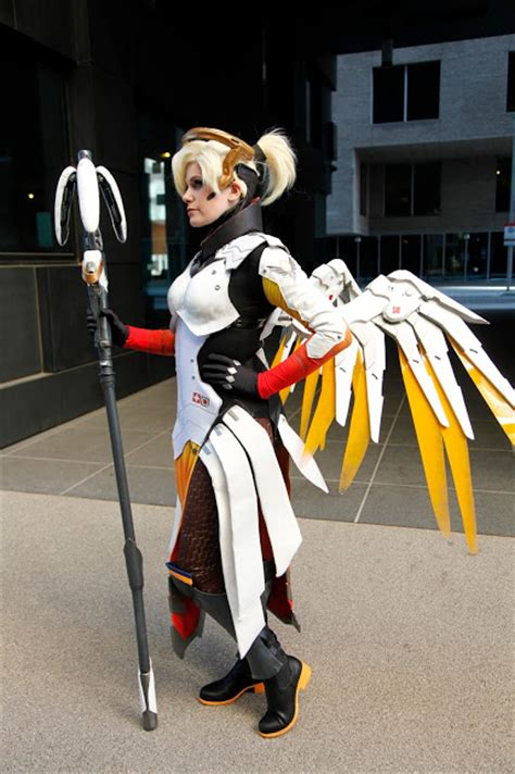 Chrix Design: Building Mercy's wings from Overwatch