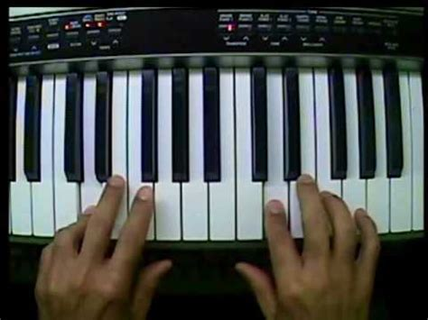 Piano Lessons for the Absolute Beginner! - YouTube