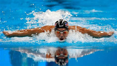 Phelps swims into history books with 22nd gold - Olympic News