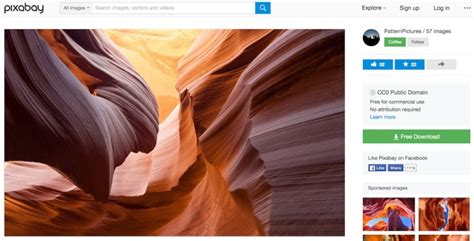 25 Places to Find Free Images Online That You Will