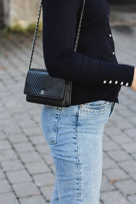 Chanel Wallet on Chain: The WOC | TIFMYS Fashion Blog
