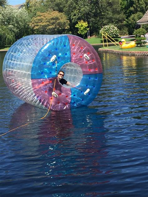 Water Rollers – EMS Attractrions