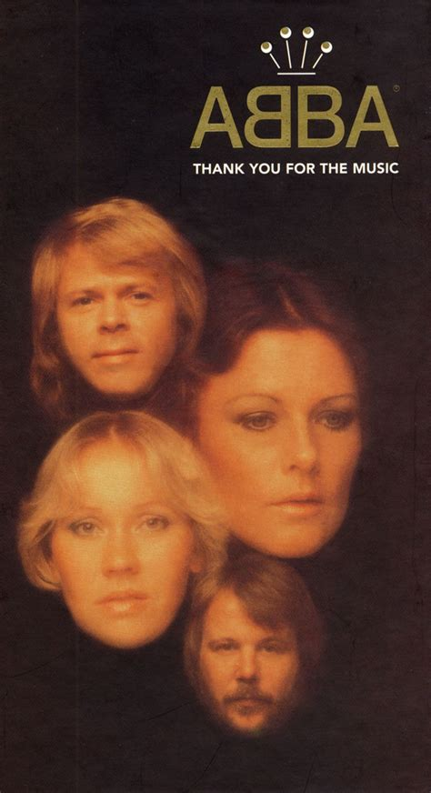 Thank You for the Music [Box] - ABBA | Songs, Reviews