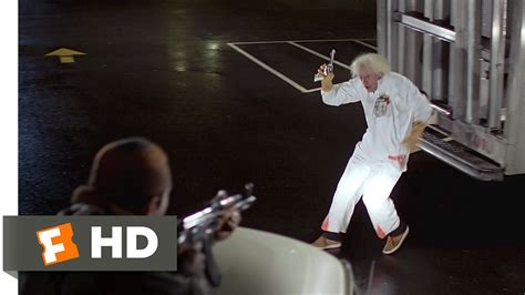 Back to the Future (2/10) Movie CLIP - The Libyans Find