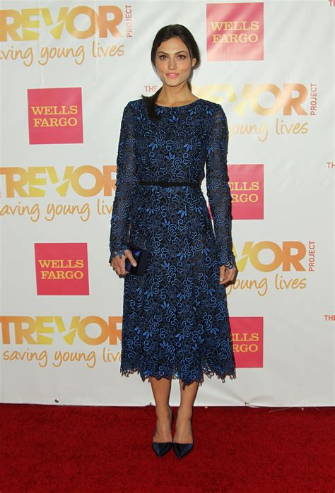 Get the Look: Phoebe Tonkin's All-Blue Getup