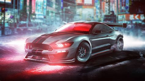Cyclops Ford Shelby Mustang GT350R X Men Wallpapers | HD