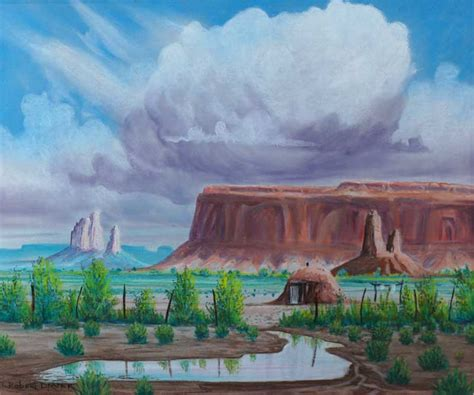 Fine Art | Native American Paintings | Contemporary Native