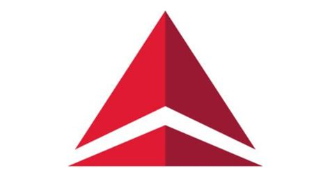 Delta Air Lines logo and symbol, meaning, history, PNG