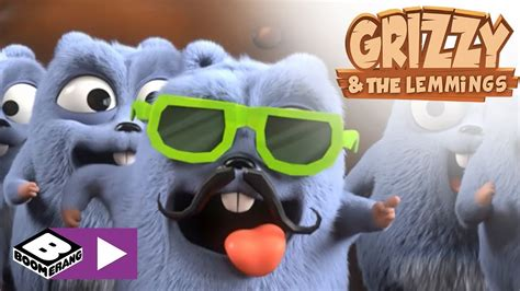 Grizzy and the Lemmings   The Filters   Boomerang Africa