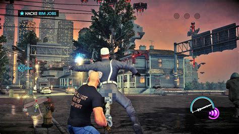 Saints Row 4: Re-Elected (PS4): Test, Tipps, Videos, News