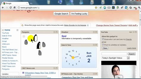 Google Account Overview - YouTube