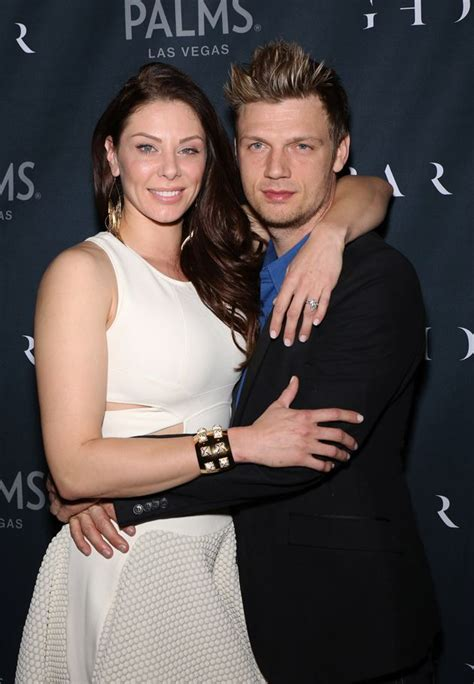 Nick Carter Is Married! Were His Fellow Backstreet Boys at
