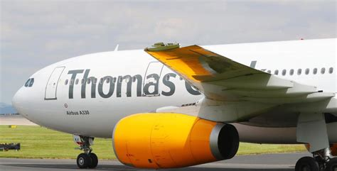 Thomas Cook Airbus A330-200 flight #MT2652 turned back to