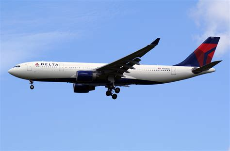 Airbus A330-200 Delta Airlines