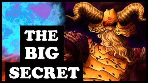 The DARK TRUTH about the Demon King & Supreme Deity