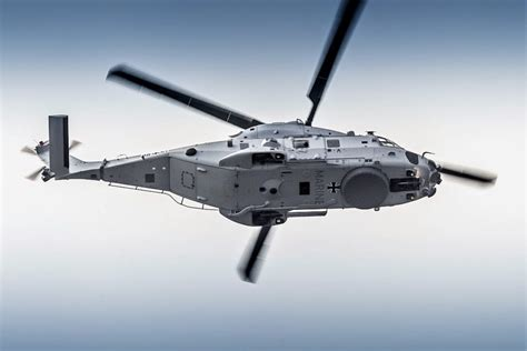 German Navy Accepts First NH90 Sea Lion Maritime